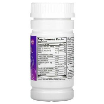 21 век Пренаталь 60 таблеток  фото состава