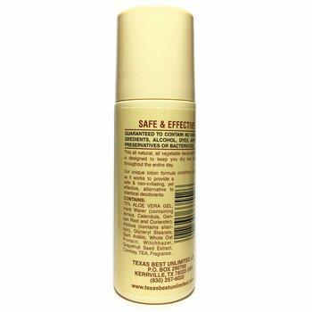 Шариковый дезодорант с Алоэ и Миндалем 89 мл  фото состава