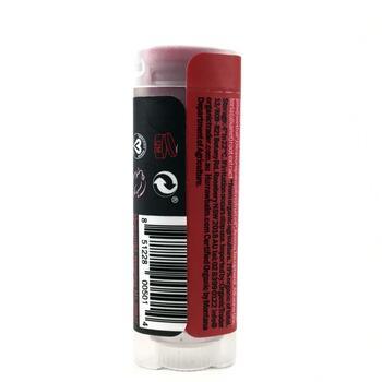 Hurraw Balm Оттеночный бальзам для губ черешня 4,3 гр.  фото состава