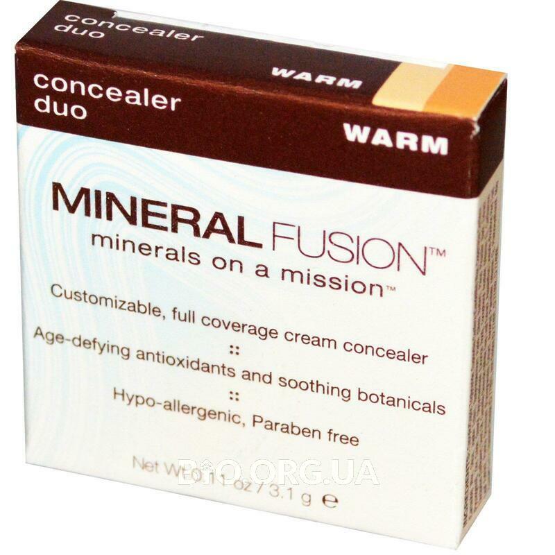 Фото применения Concealer Duo Warm 3.1 g