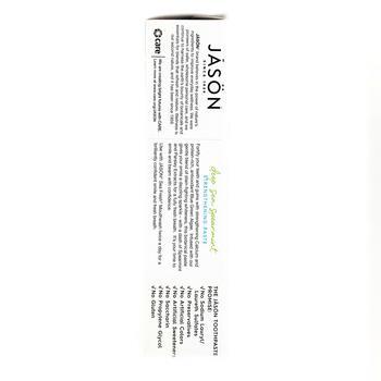Джейсон Нечерал Зубная паста без фтора морская свежесть с мято...  фото применение
