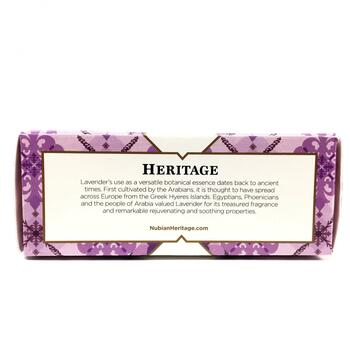 Shea Butter Soap With Lavender Wildflowers 141 g  фото применение