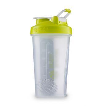 Classic Blender Bottle with Loop Lime Green 28Bottle  фото применение