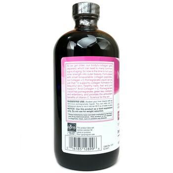 Коллаген+ C Pomegranate Liquid 4 г 473 мл  фото применение