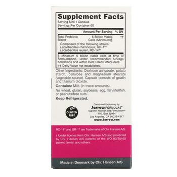 Пробиотик для здоровья вагинального и мочевого тракта  фото применение