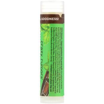 Крейзи Раморс бальзам для губ мятный шоколад 4.2 г  фото применение