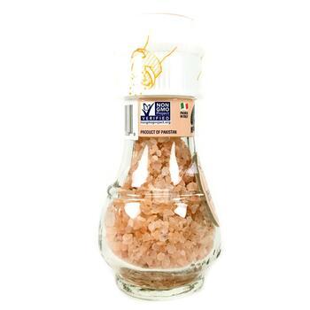 Натуральная розовая гималайская соляная мельница 90 г  фото применение
