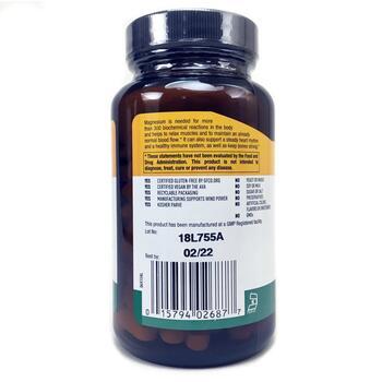 Цитрат Магния 250 мг 120 таблеток  фото применение