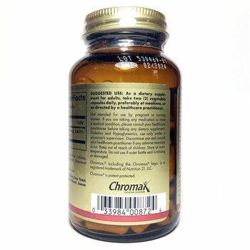 Хром пиколинат 500 мкг 120 капсул  фото применение