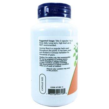 Корень солодки 450 мг 100 капсул  фото применение