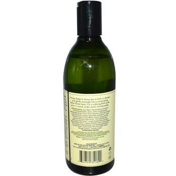 Авалон Органикс Гель для ванны и душа с ароматом лаванды 355 мл  фото применение