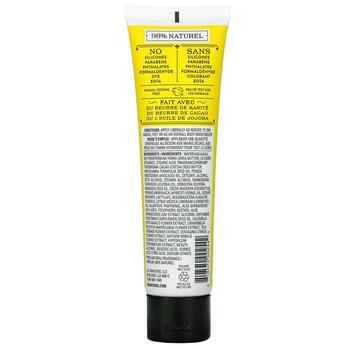 Крем для рук с маслом Ши лимонный 95 г  фото применение