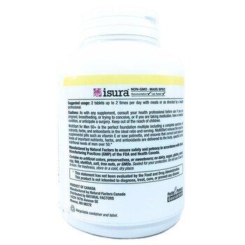 Мультивитамины для мужчин 50+ 120 таблеток  фото применение