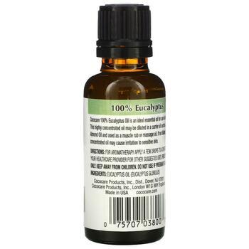 100 Eucalyptus Oil 30 ml  фото применение
