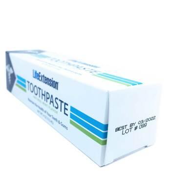 Зубная паста с натуральным вкусом мяты 113,4 г  фото применение