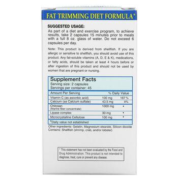 FBlock Fat Absorber 90 капсул  фото применение