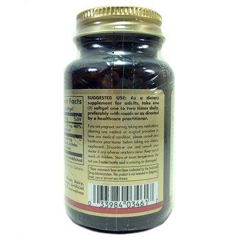 Витамина Е 100 МЕ 100 капсул  фото применение