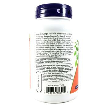 Diet Support 120 растительных капсул  фото применение