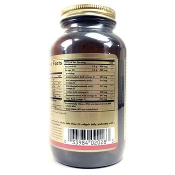 ЭФА Омега 3 6 9 1300 мг 120 гелевых капсул  фото применение