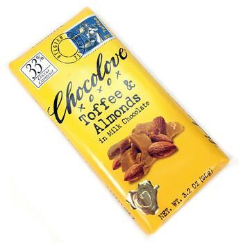 Шоколав Ирис и миндаль молочный шоколад 90 гр  фото применение