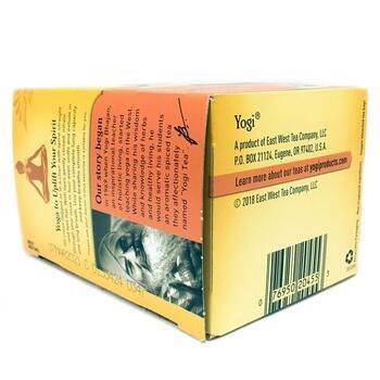 Йоги чай положительная Энергия сладкий мандарин 16 пакетиков 2...  фото применение