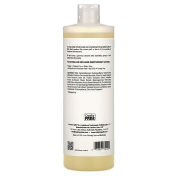 Средство для мытья тела Подсолнух 532 мл  фото применение