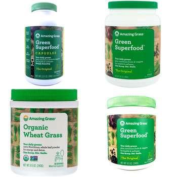 Категория Amazing Grass