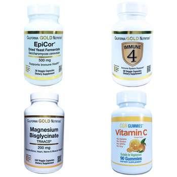 Категория California Gold Nutrition