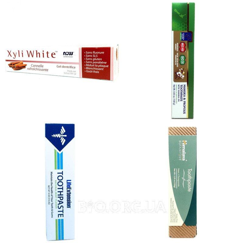 Категория Зубная паста