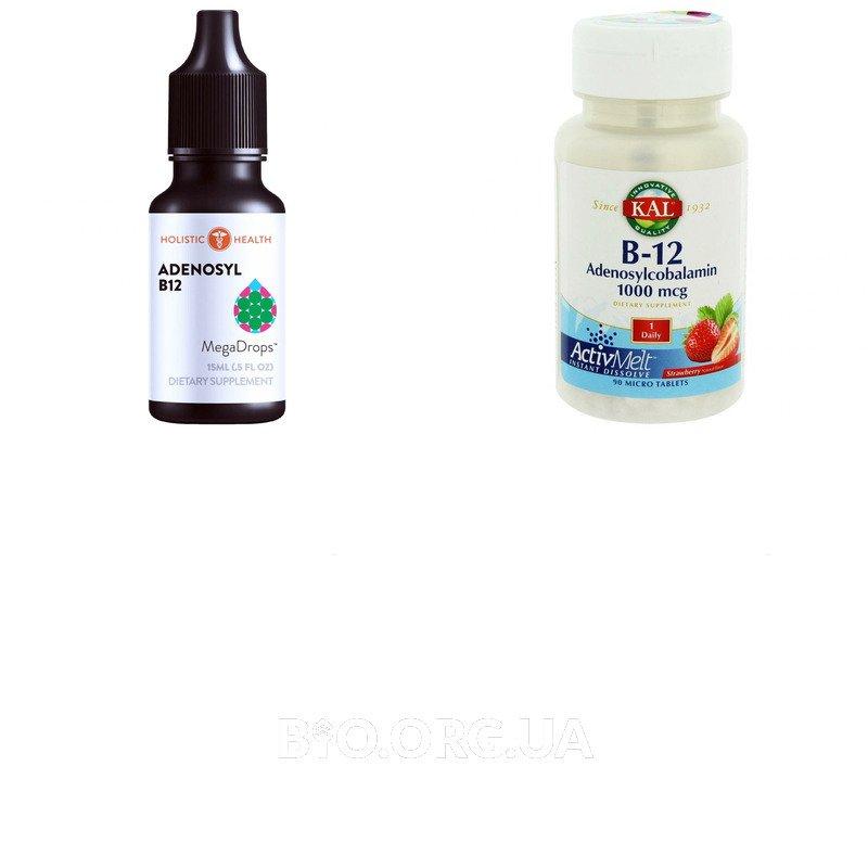 Категория Витамин В12, Аденозилкобаламин