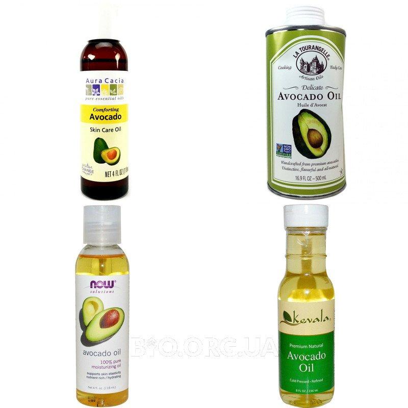 Категория Масло авокадо (Avocado Oil)