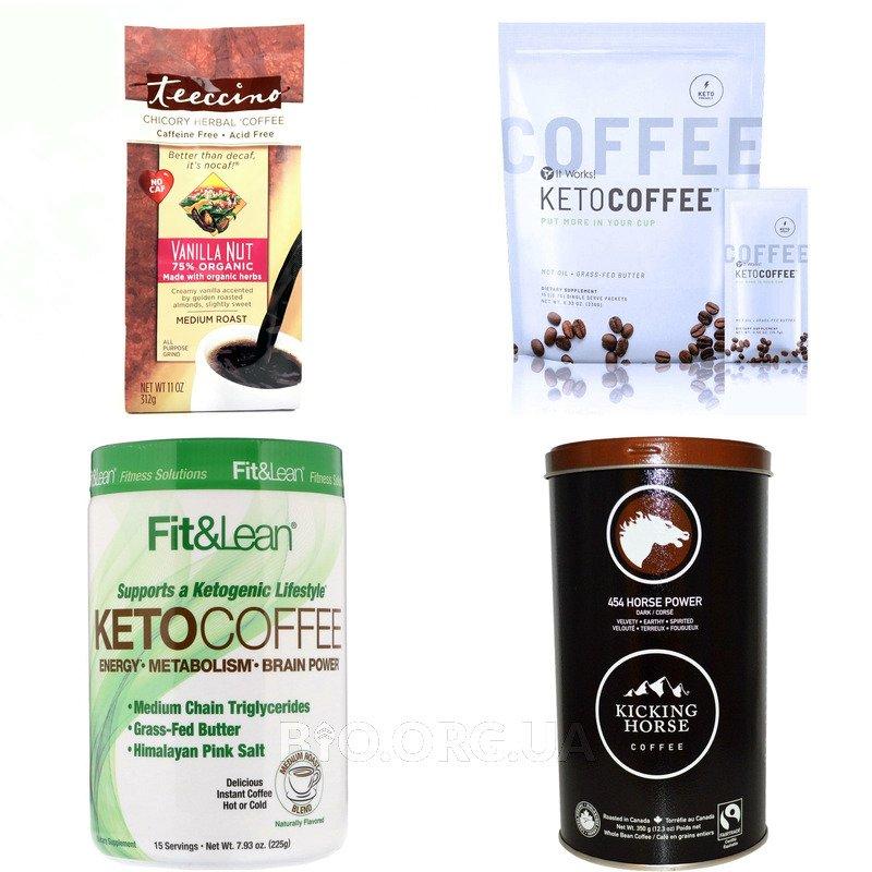 Категория Кофе