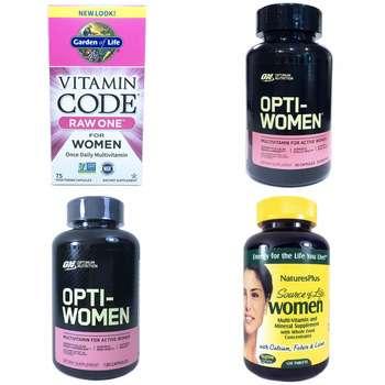 Категория Women's Multivitamins
