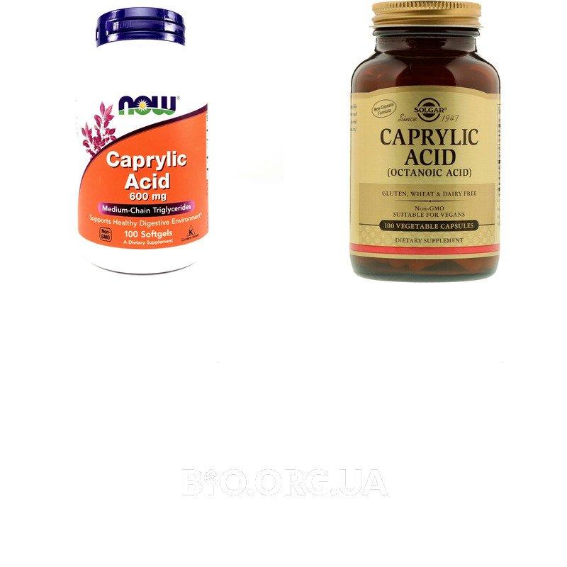 Категория Каприловая кислота