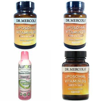 Категория Liposomal Vitamin D3