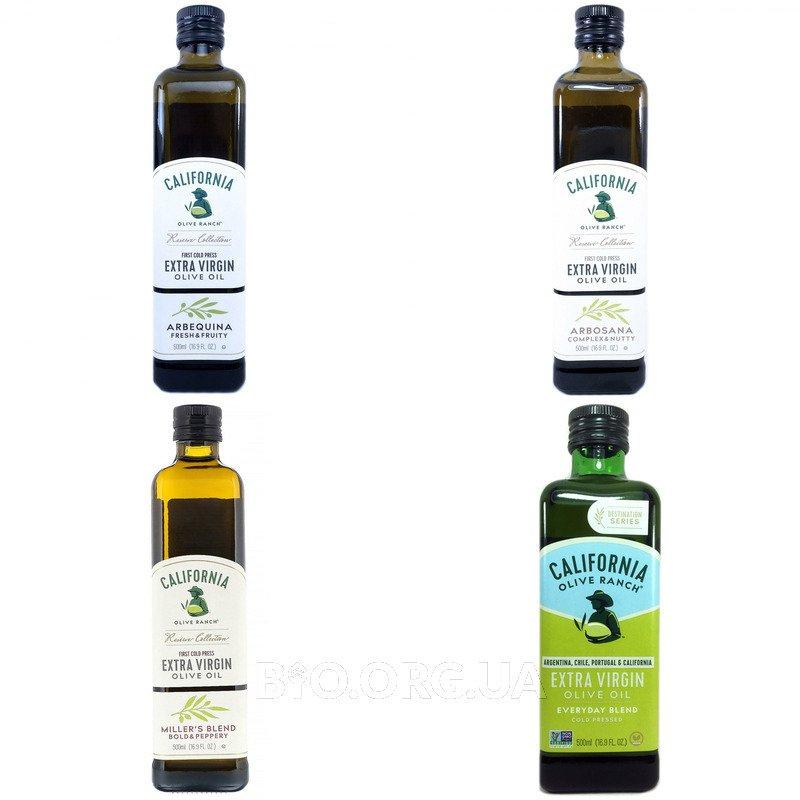 Категория Оливковое масло