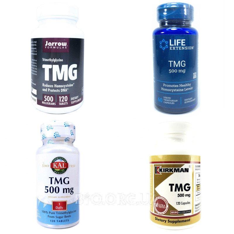 Категория Триметилглицин (TMG, Trimethylglycine)