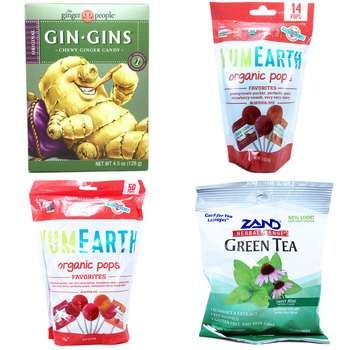 Категория Organic Pops