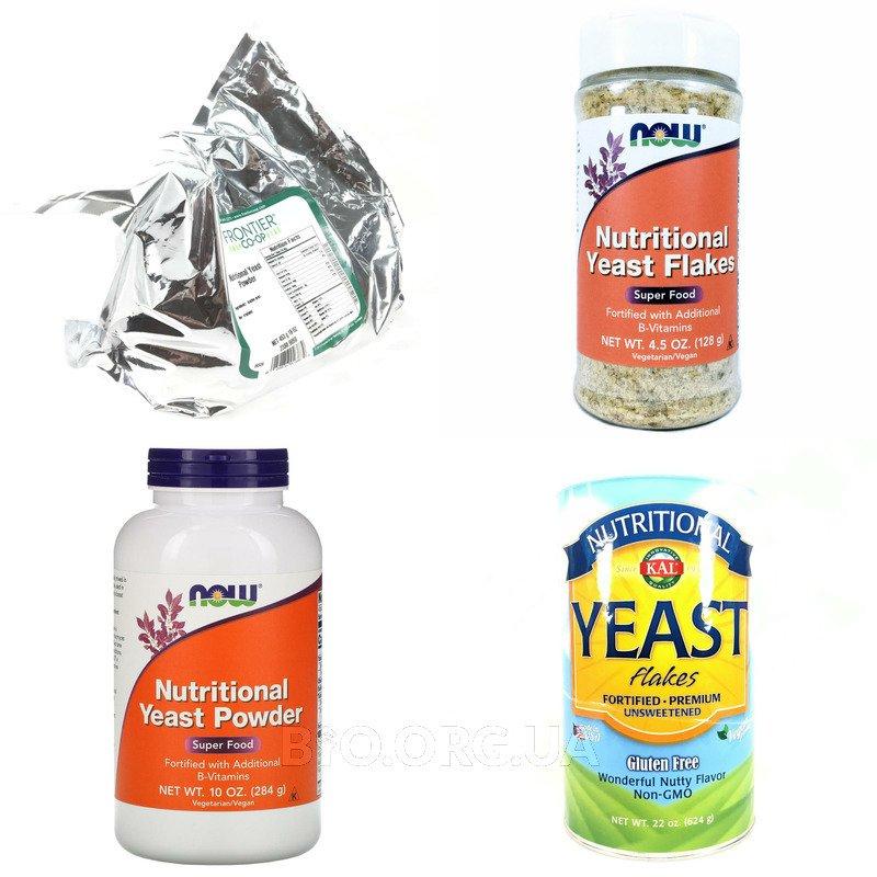 Категория Пищевые дрожжи
