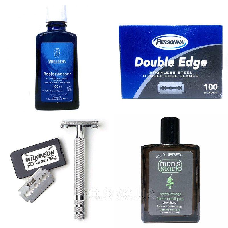Категория Средства для бритья