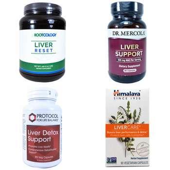 Категория Liver Support