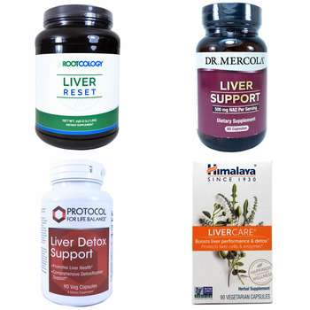 Категория Підтримка Печінки (Liver Support)
