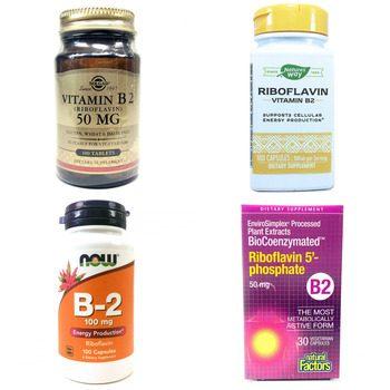 Категория Vitamin B2 Riboflavin