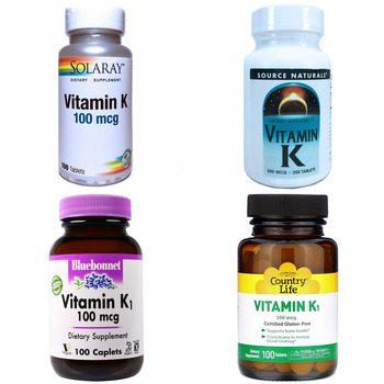Категория Vitamin K1