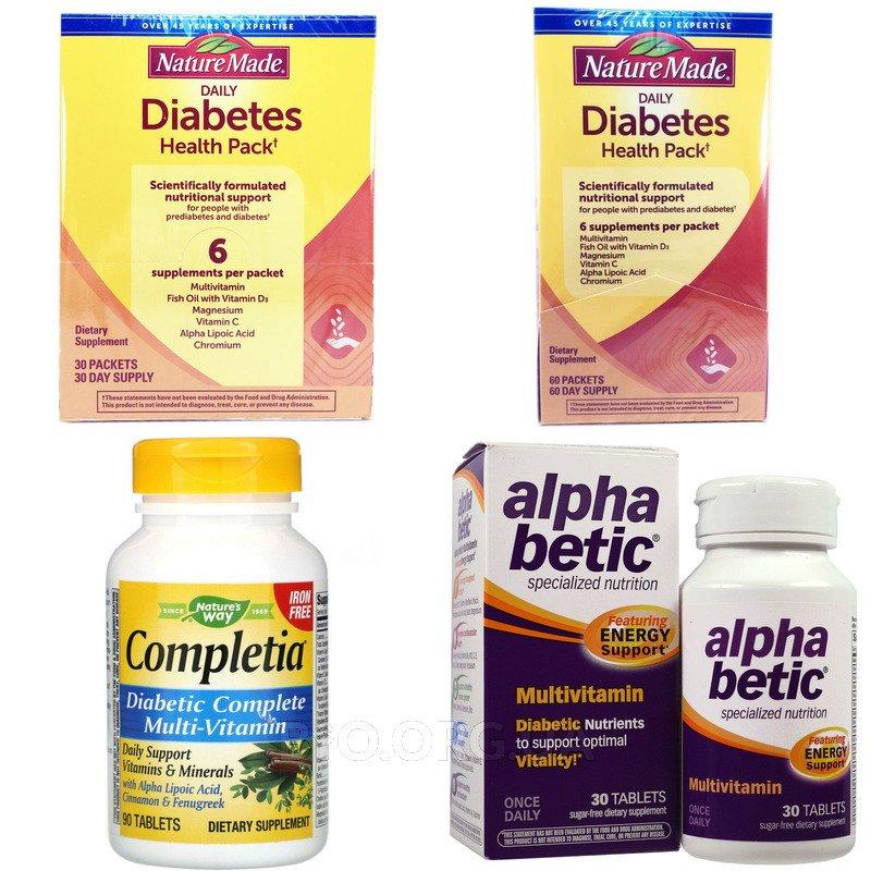 Категория Для диабетиков