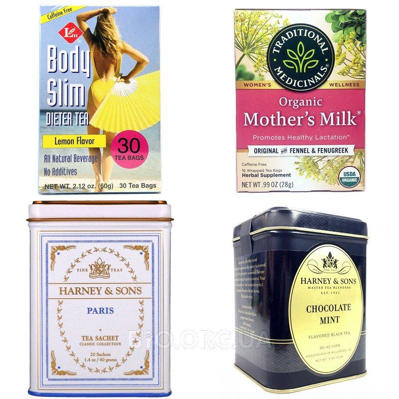 Категория Органический чай