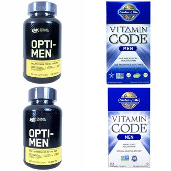 Категория Men's Multivitamins