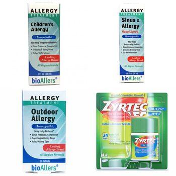 Категория Allergy Support