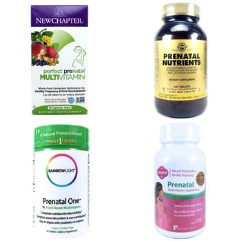 Категория Prenatal Multivitamins