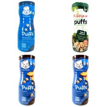 Категория Organics Puffs